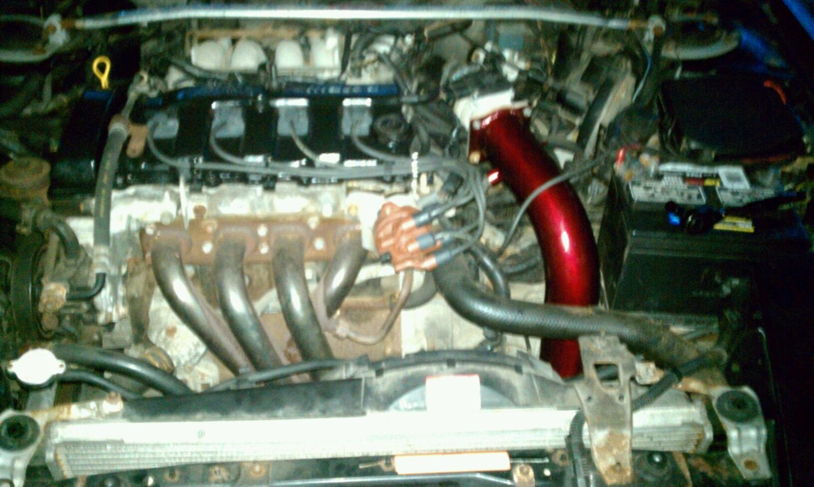 Anarchyracing419 1994 Ford Probe Specs Photos Modification Info At Fuel Filter Location 38705430007 Original