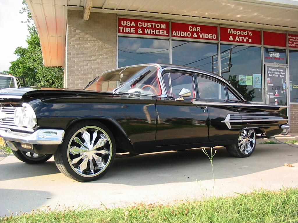 Another WordofMoufCustom 1960 Chevrolet Bel Air post... - 14624475