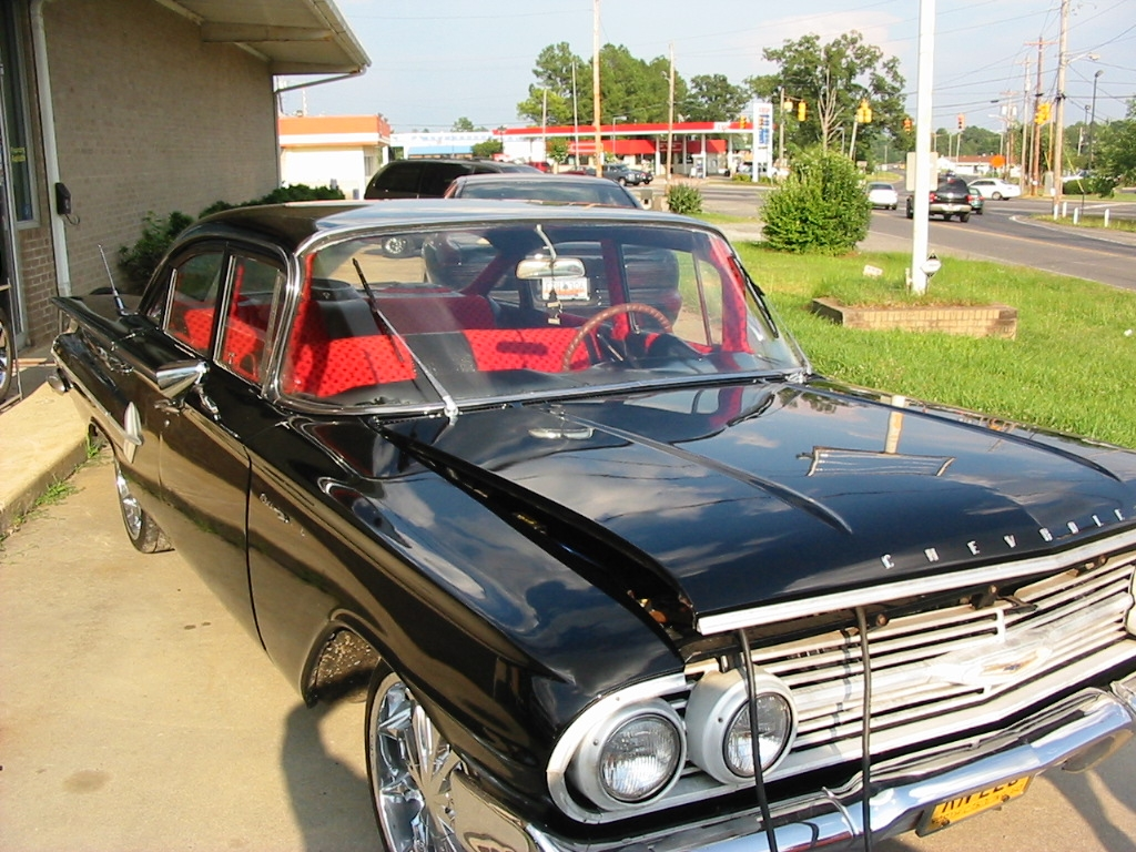 Another WordofMoufCustom 1960 Chevrolet Bel Air post... - 14624494
