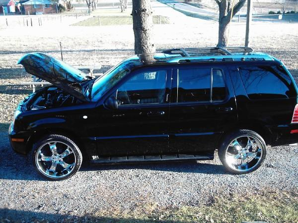 Dougefresh77's 2004 Mercury Mountaineer