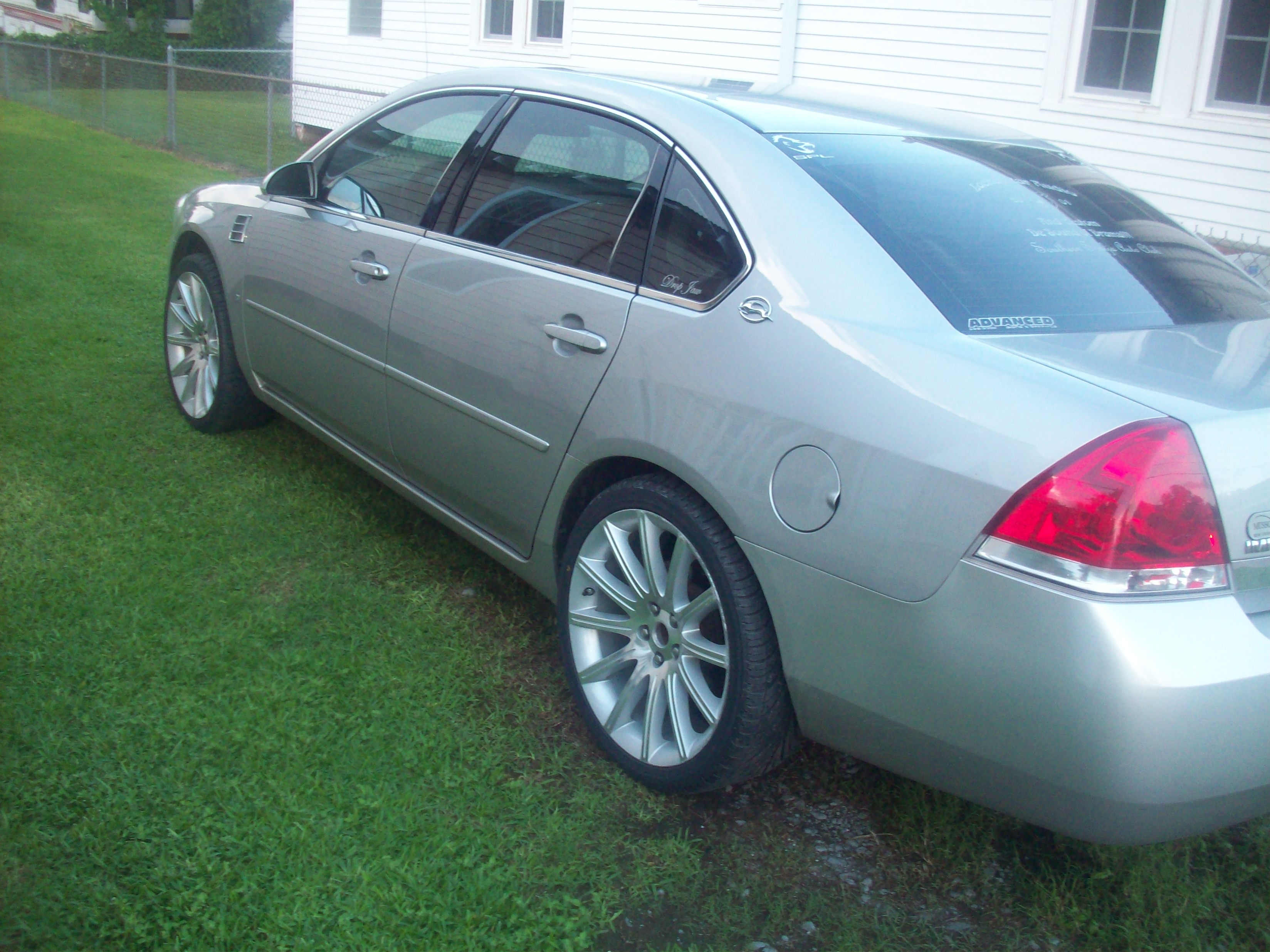 Another outdaboot337 2008 Chevrolet Impala post... - 14625712
