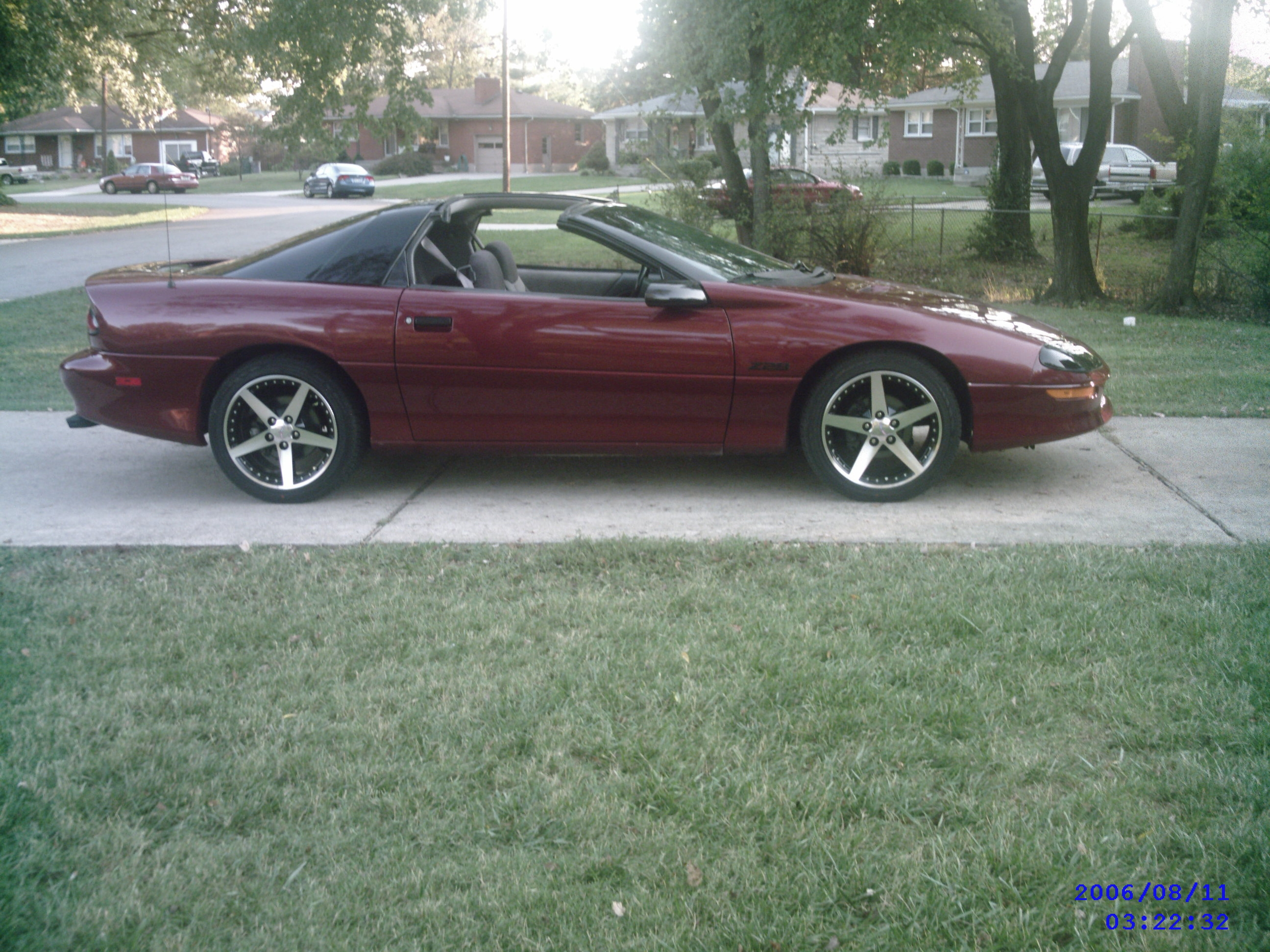 eezy@bellsouth.n 1994 Chevrolet Camaro 14625798