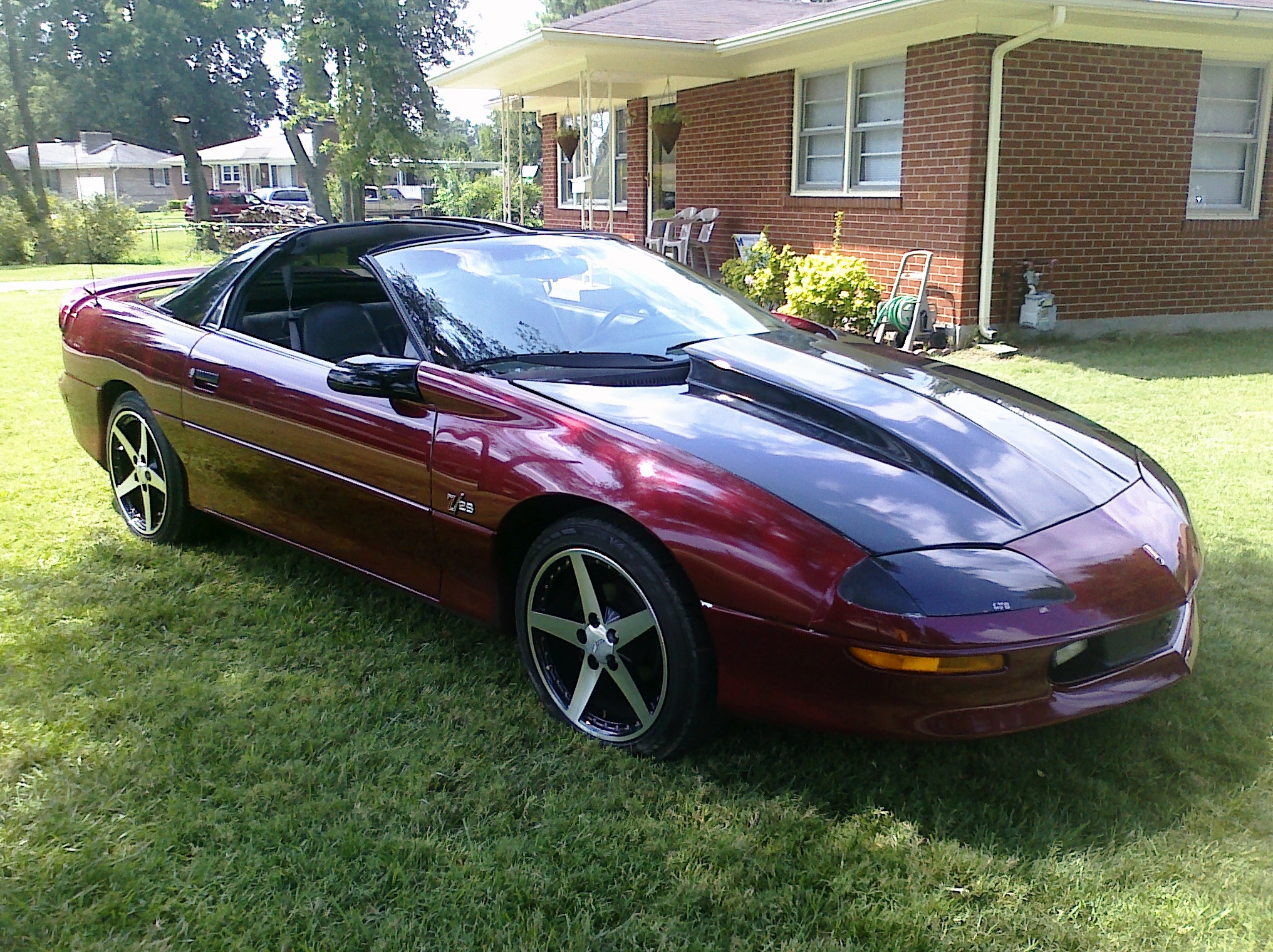 eezy@bellsouth.n 1994 Chevrolet Camaro 14625820
