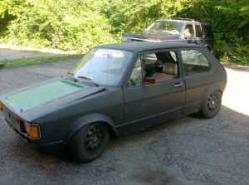 limo-guys 1984 Volkswagen Rabbit