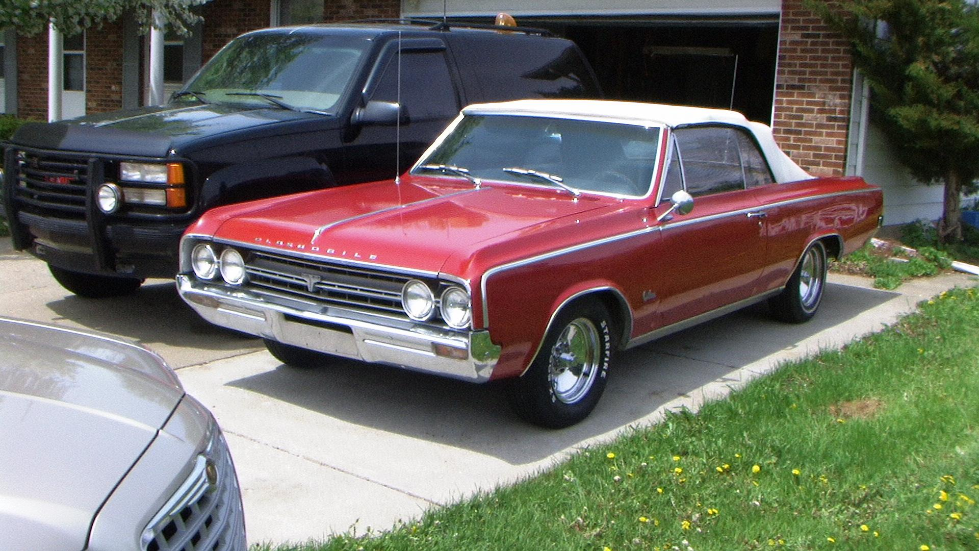 Oldsinbuicktown 1964 Oldsmobile Cutlass Specs Photos Modification Info At Cardomain