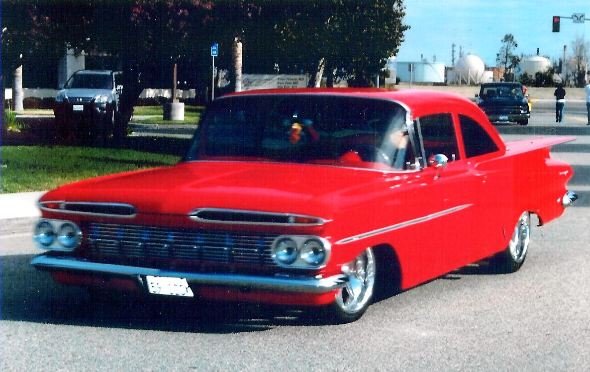 Blondi 1959 Chevrolet Biscayne Specs Photos Modification