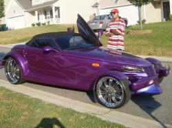 OuTLaWsRacer 2000 Plymouth Prowler