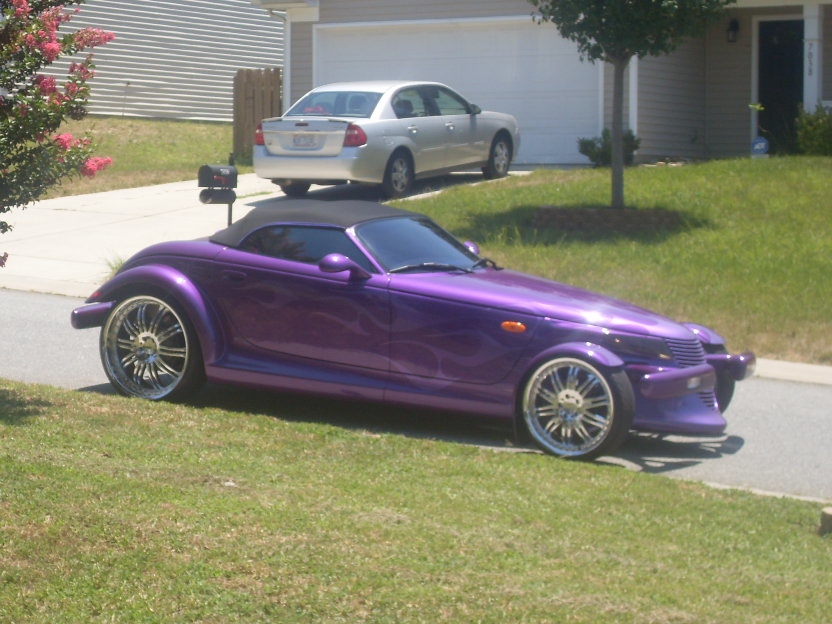 Another OuTLaWsRacer 2000 Plymouth Prowler post... - 14623813