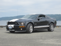 behindthepine 2007 Shelby GT500