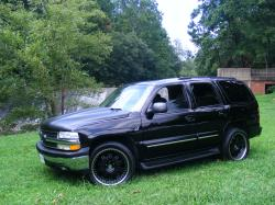tiptoe83s 2004 Chevrolet Tahoe