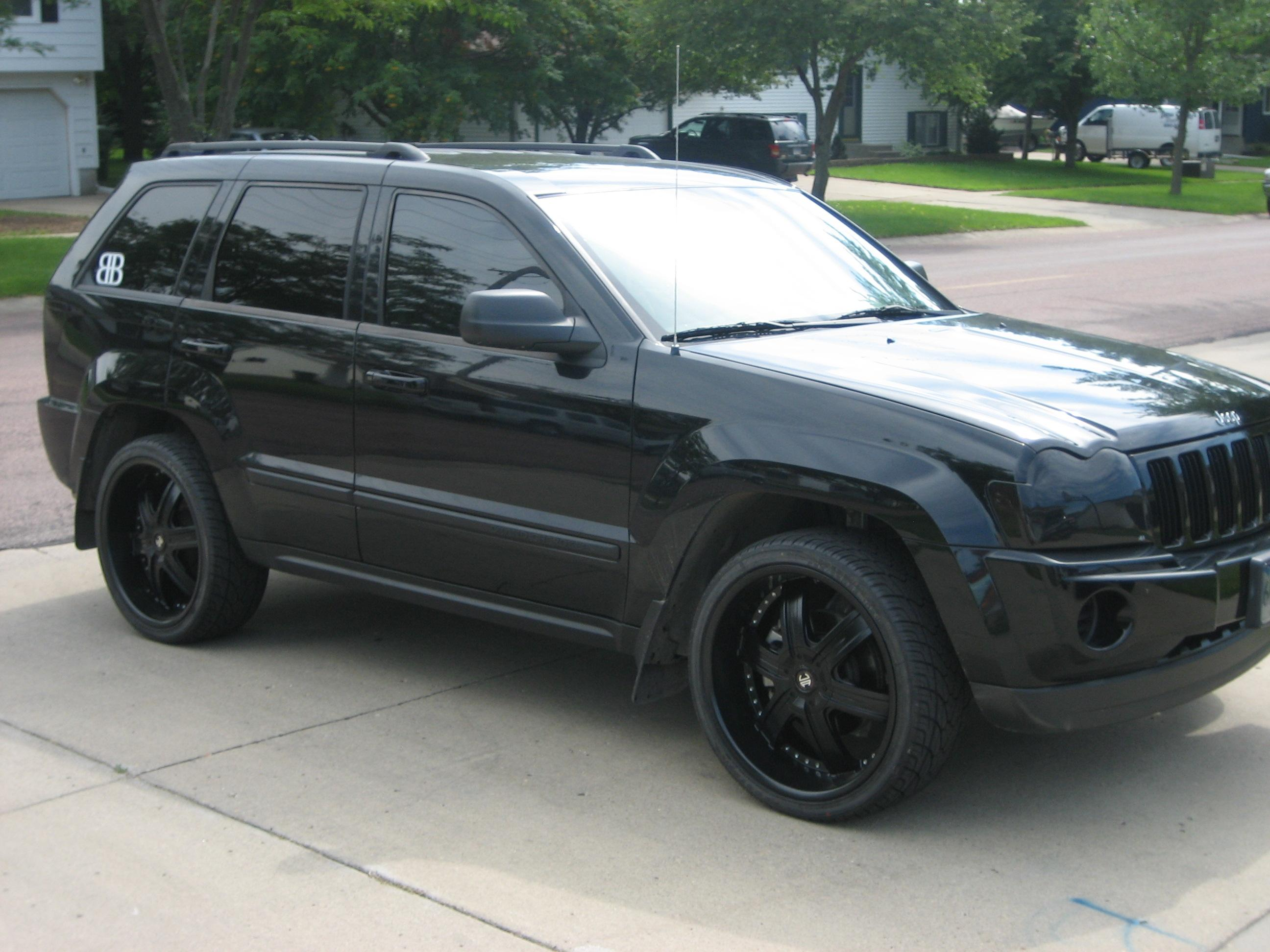tastychewy 39 s 2007 jeep grand cherokee laredo sport utility 4d in brookings sd. Black Bedroom Furniture Sets. Home Design Ideas