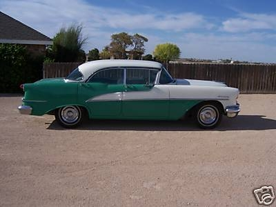 Another dljags 1955 Oldsmobile 88 post... - 14629473