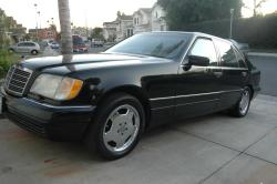 djjamars 1997 Mercedes-Benz S-Class
