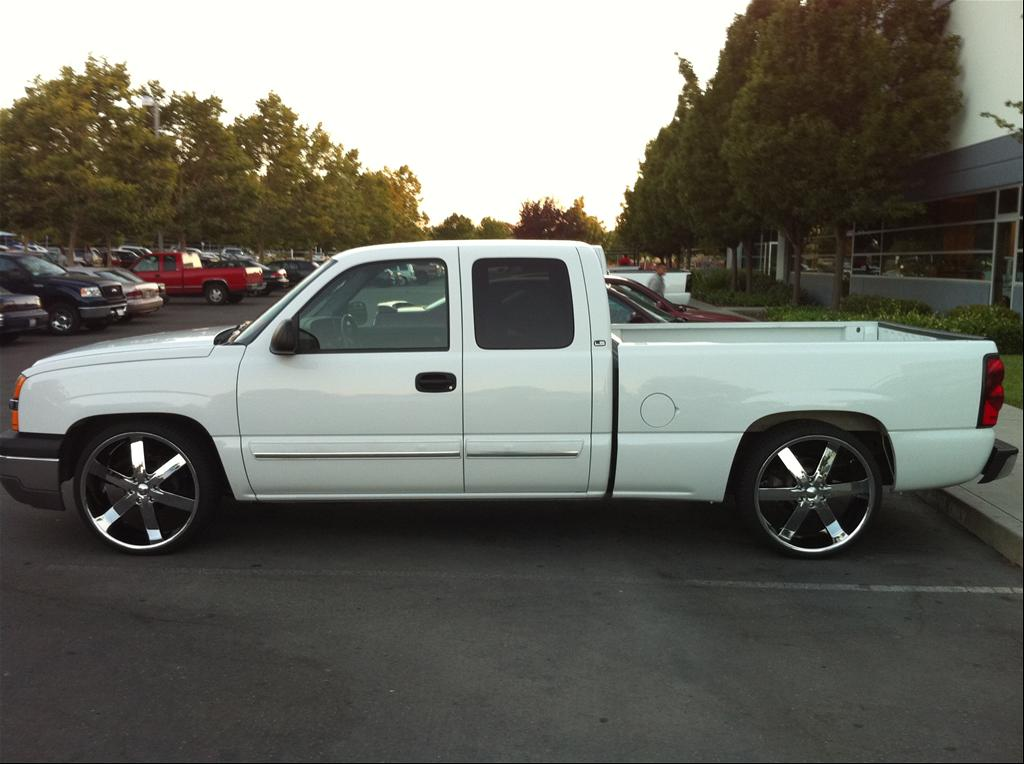 2004 chevy silverado 1500 extended cab tune up 5. Black Bedroom Furniture Sets. Home Design Ideas