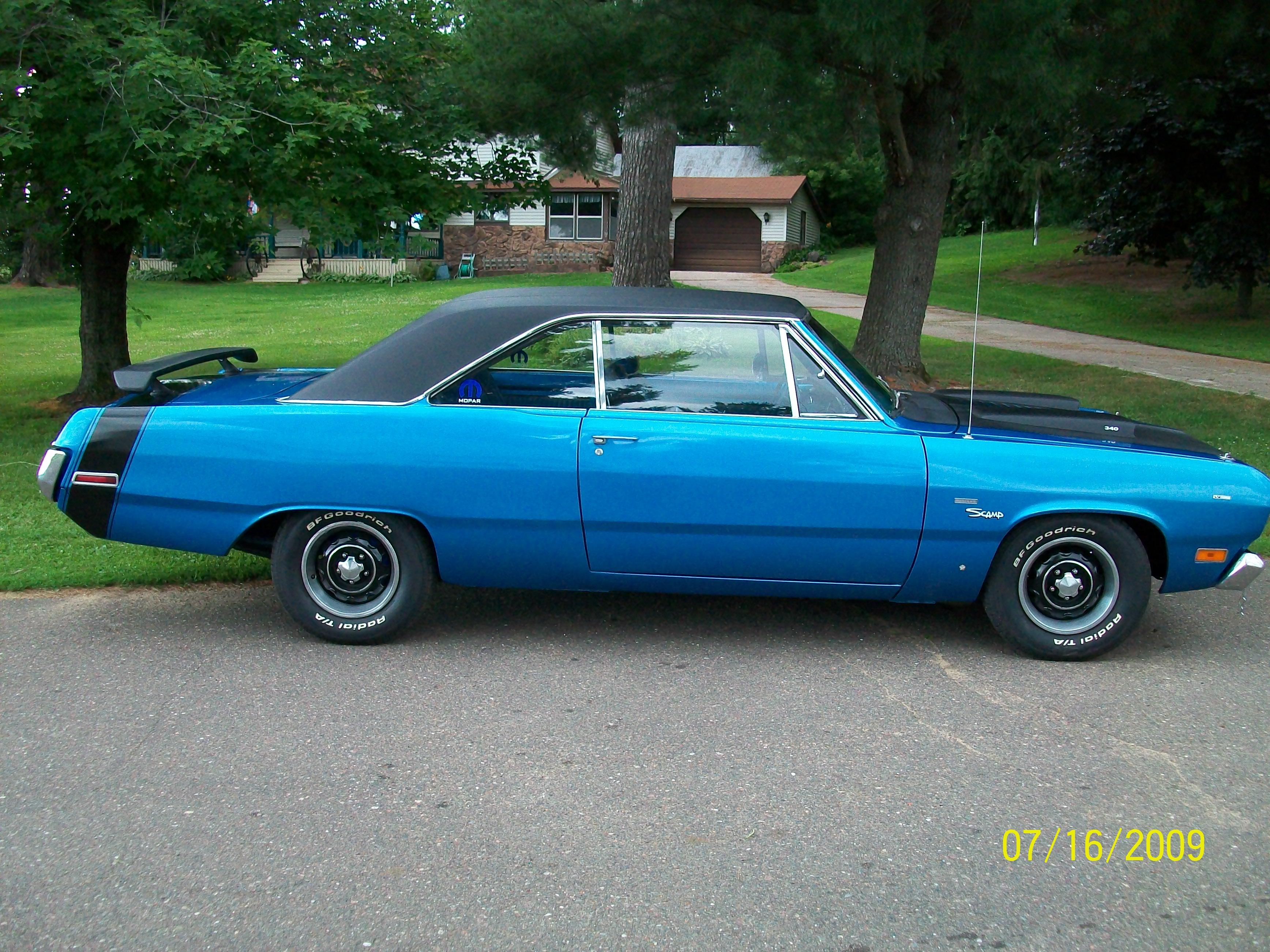 mopar_nut_440_6's 1971 Plymouth Scamp