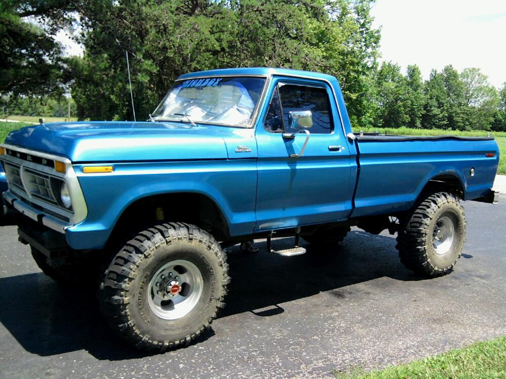 Another tbrandlein 1976 Ford F250 Crew Cab post... - 12885748