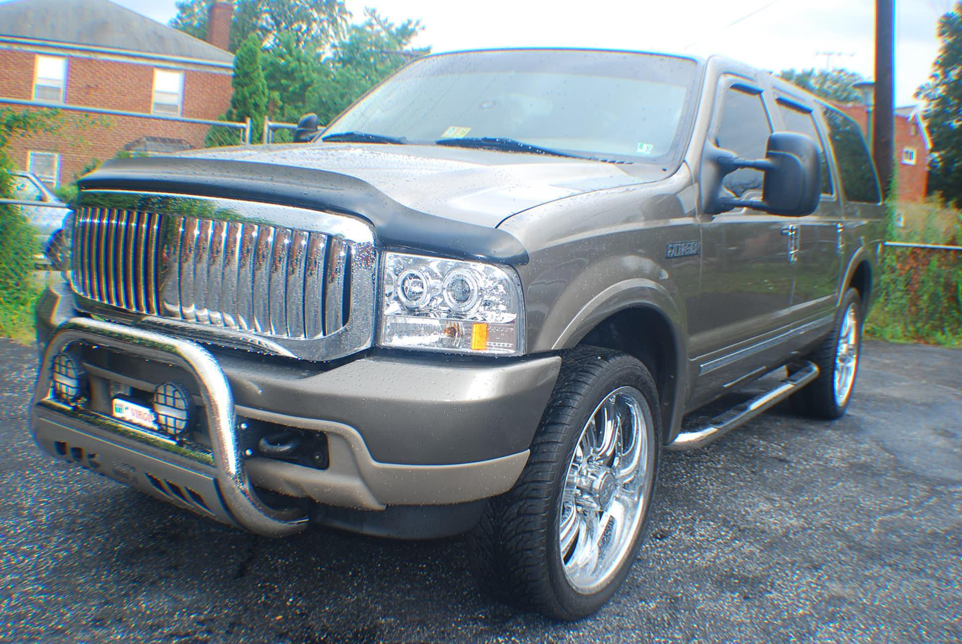 CrackDiesel 2003 Ford Excursion