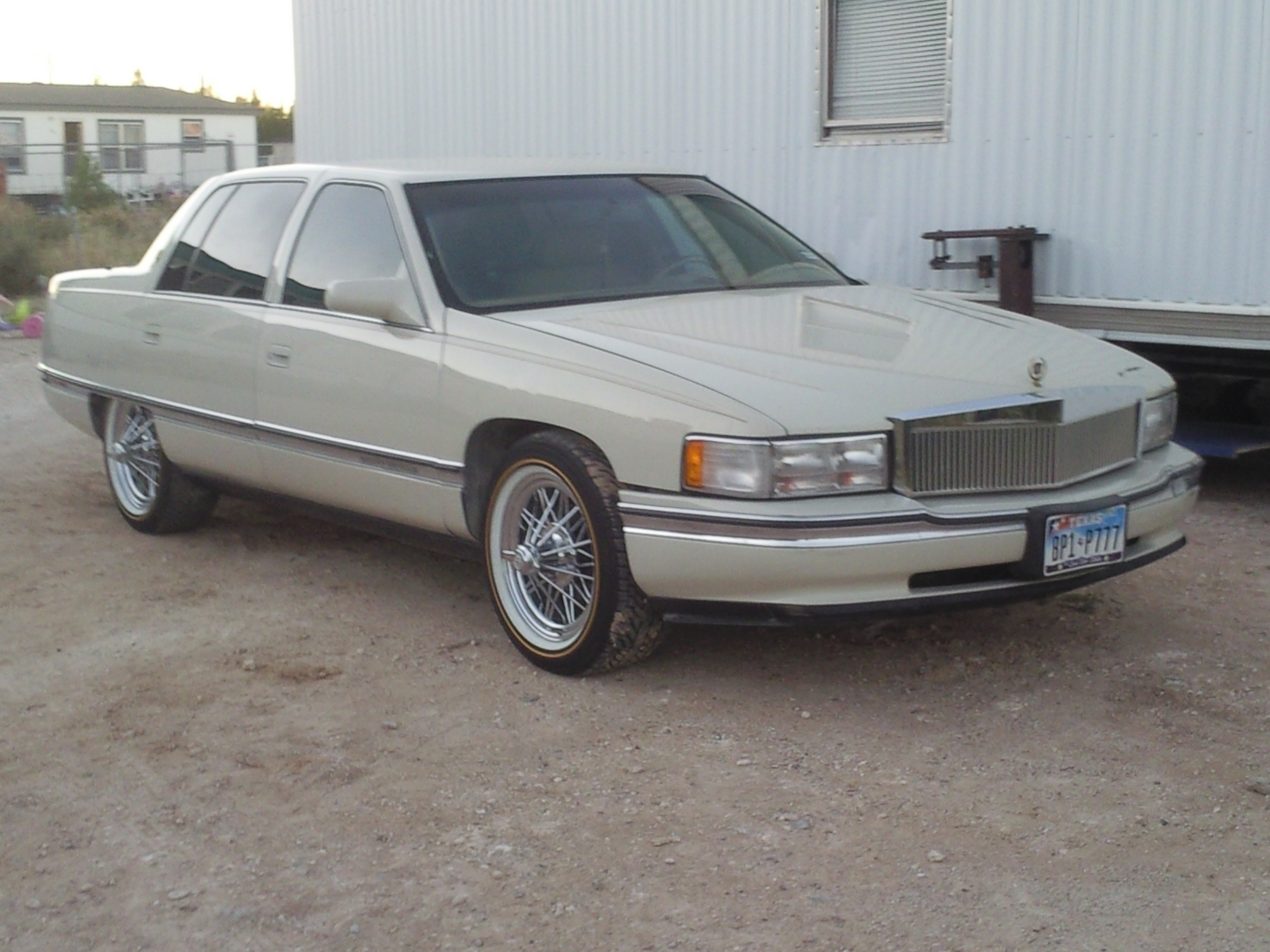 west-tex-mex-915's 1995 Cadillac DeVille