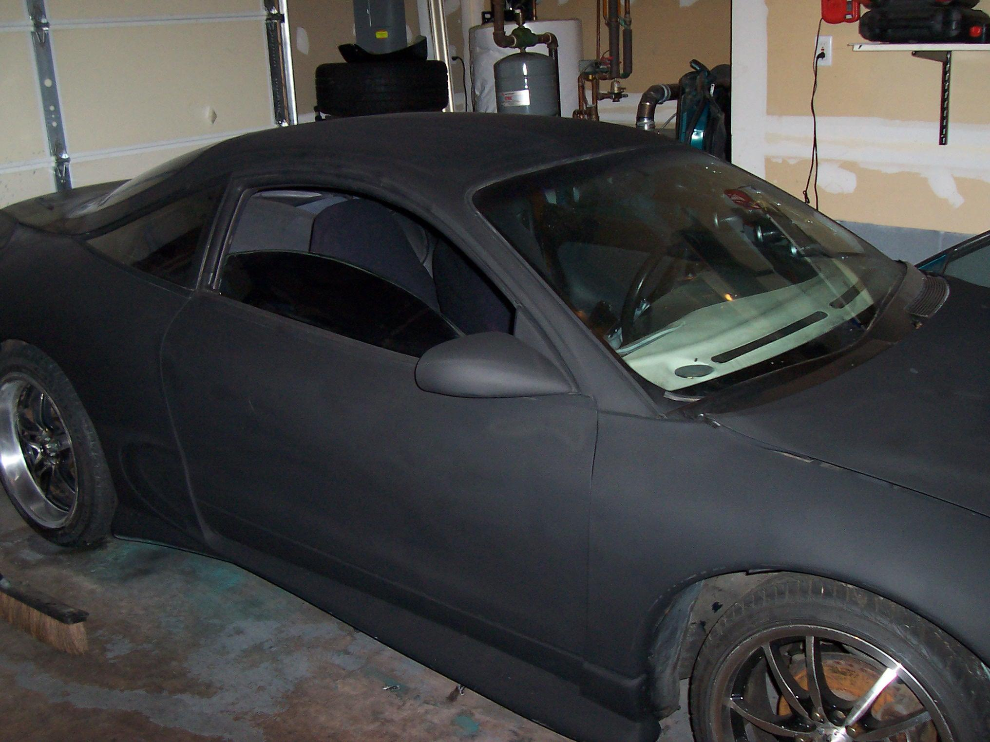 BlackReign10 1995 Mitsubishi Eclipse