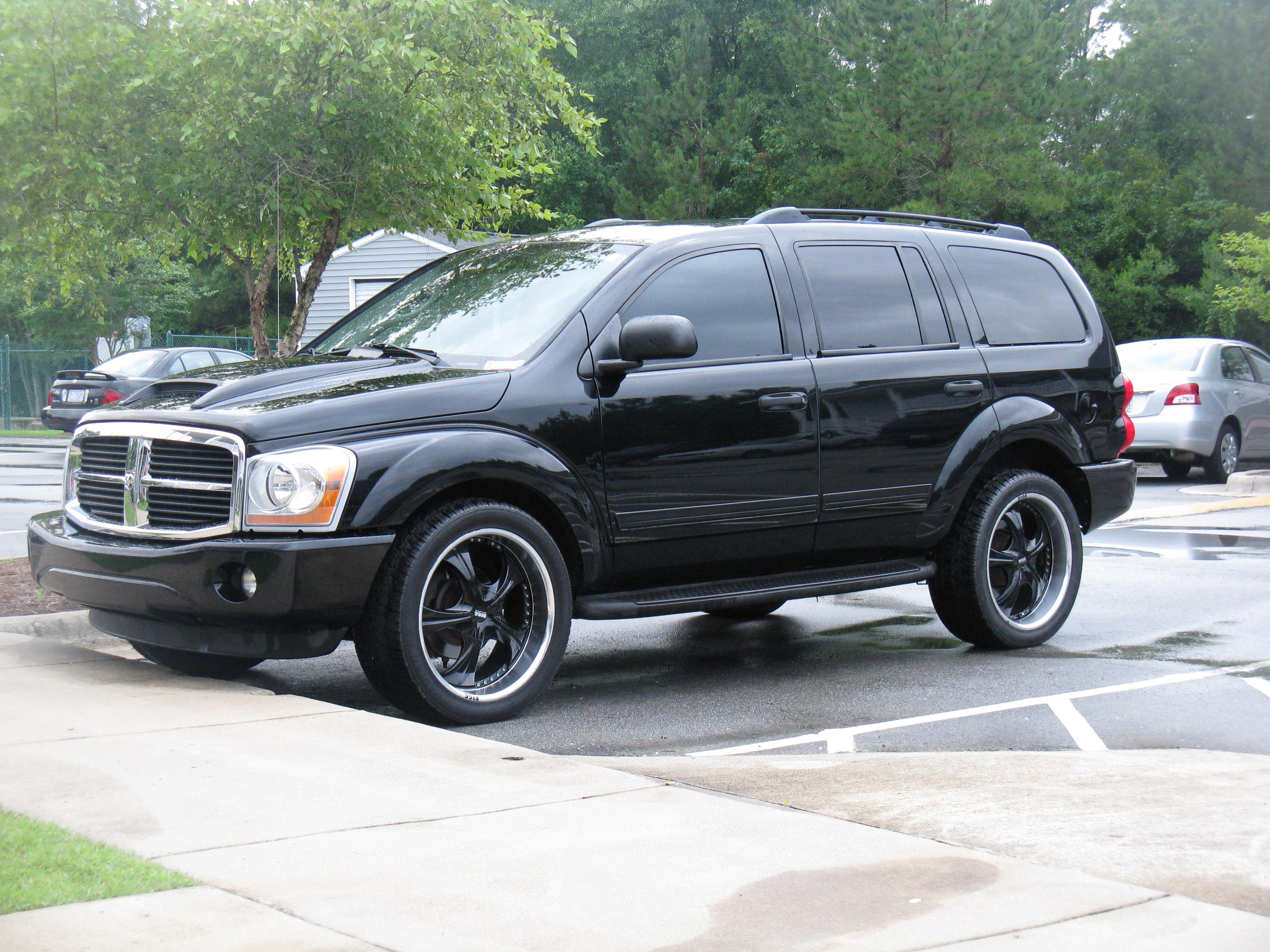 p dubb 2004 dodge durango specs photos modification info. Black Bedroom Furniture Sets. Home Design Ideas