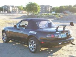 niptuckfans 1997 Mazda Miata MX-5