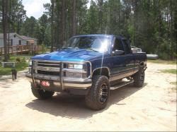 JennHerrin10s 1997 Chevrolet Silverado 1500 Extended Cab