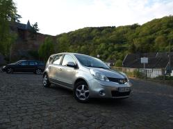 ABTO6YC 2009 Nissan Note