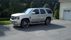 sikksierra07s 2010 Chevrolet Tahoe 
