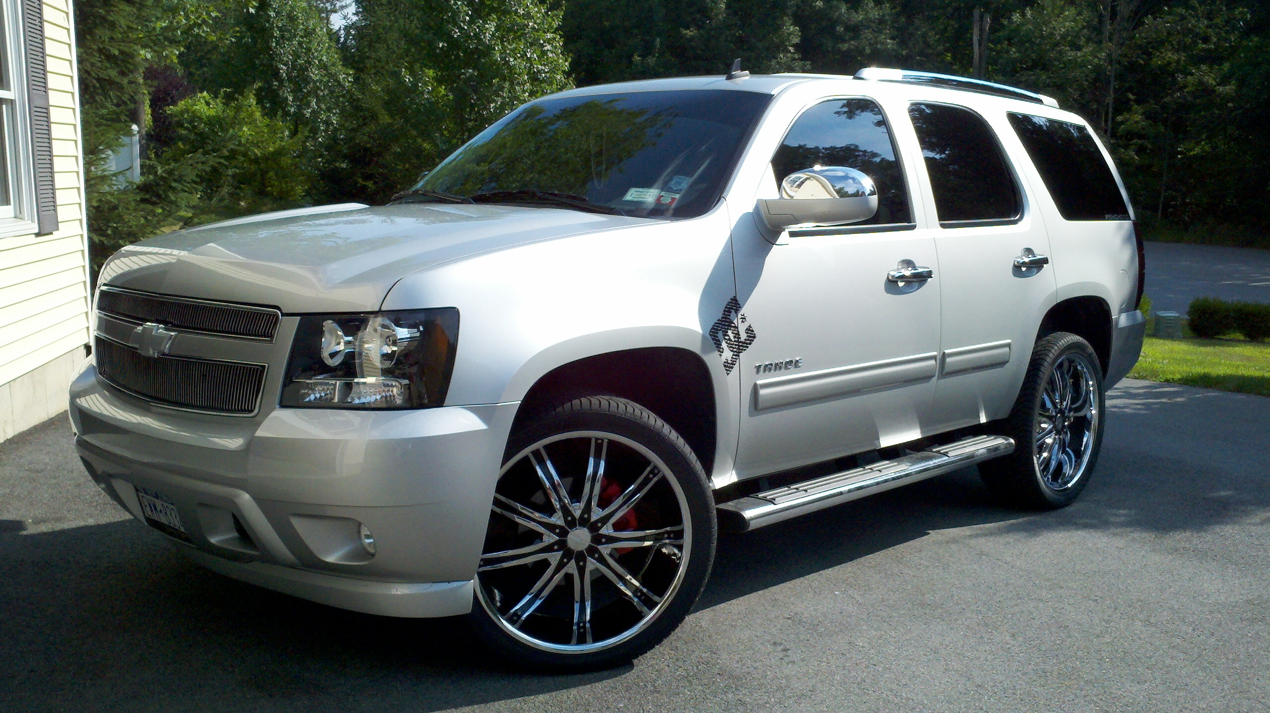 Another sikksierra07 2010 Chevrolet Tahoe post... - 14635113