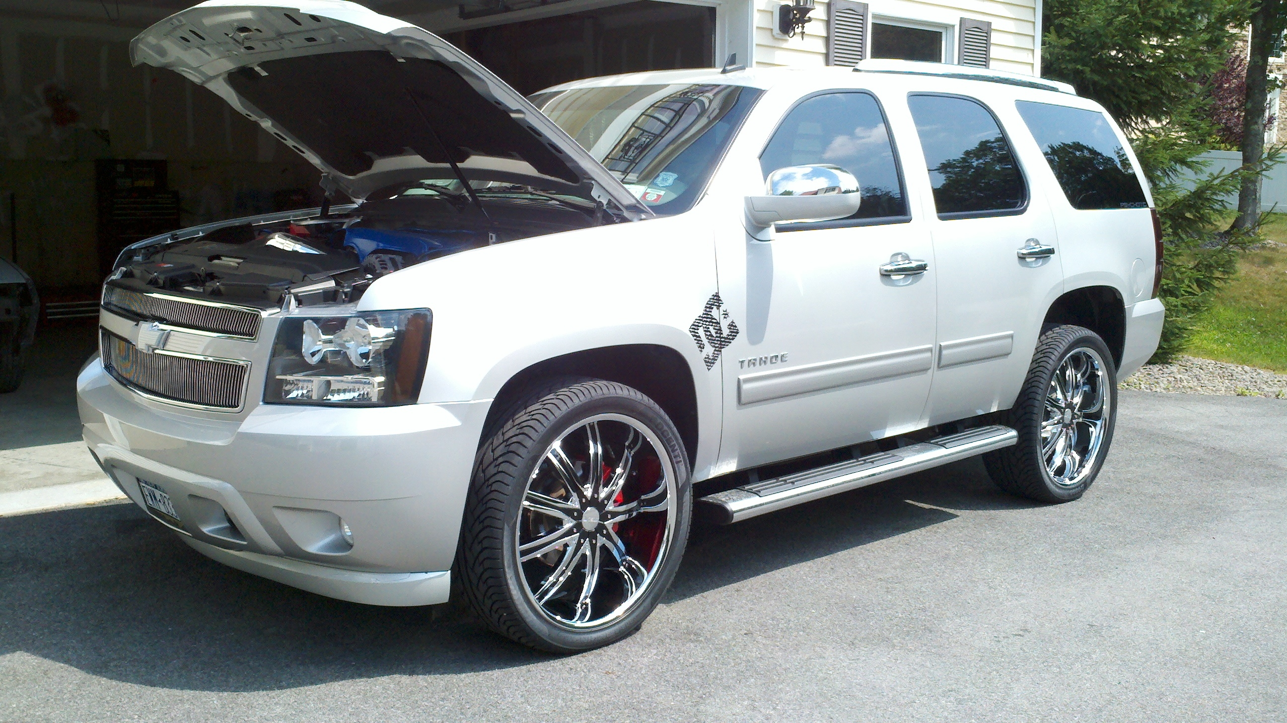 Another sikksierra07 2010 Chevrolet Tahoe post... - 14635116