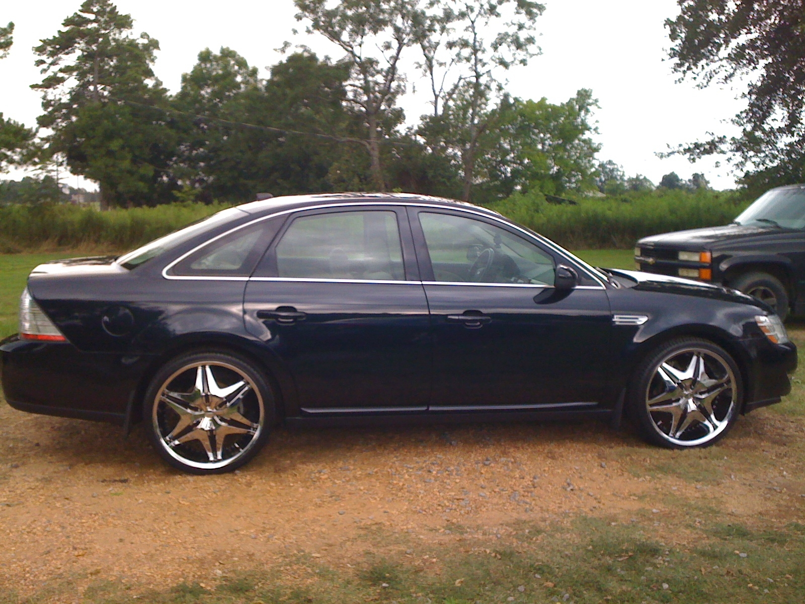 Ford Fusion Body Kit >> TOPDOGG2G 2008 Ford Taurus Specs, Photos, Modification Info at CarDomain