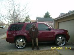 PAID 2006 Chevrolet Tahoe