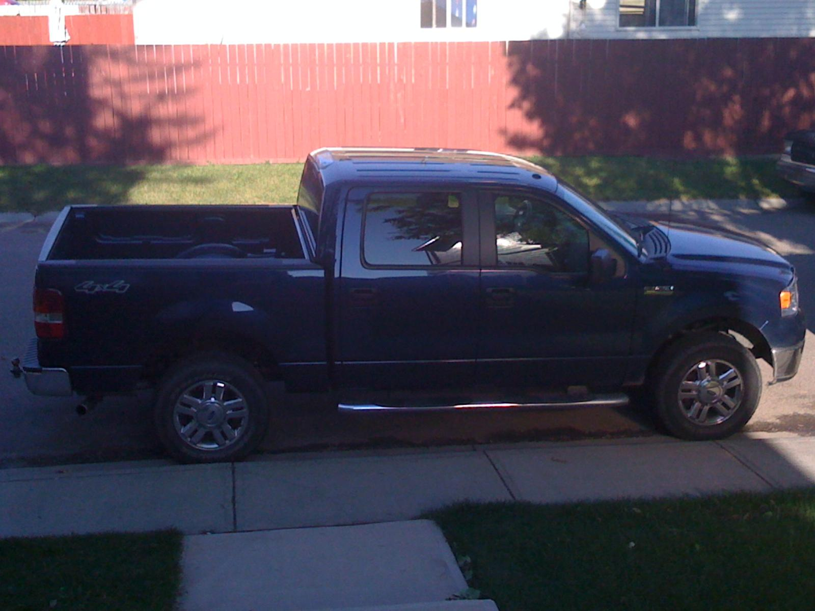 bmasterflex's 2008 Ford F150 SuperCrew Cab