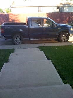 bmasterflexs 2008 Ford F150 SuperCrew Cab
