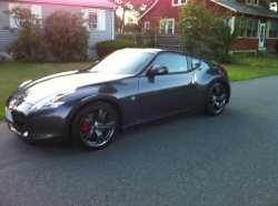 xman037s 2010 Nissan 370Z