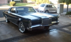 Reklos 1969 Lincoln Mark III