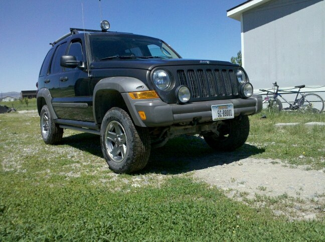 boebr1's 2006 Jeep Liberty