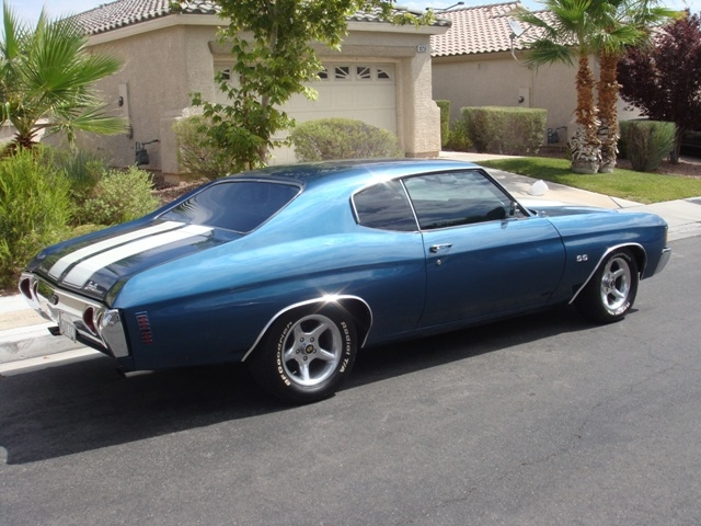 83Bagged720 1972 Chevrolet Chevelle 14635782