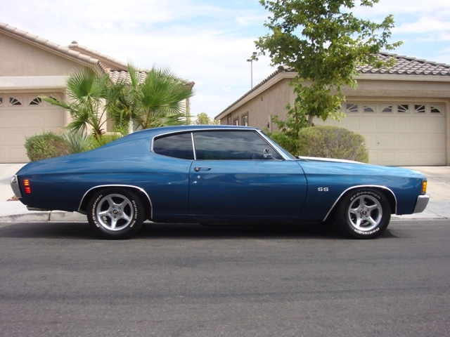 83Bagged720 1972 Chevrolet Chevelle 14635783