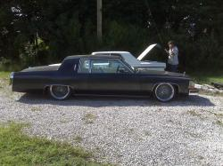 1984 Cadillac DeVille