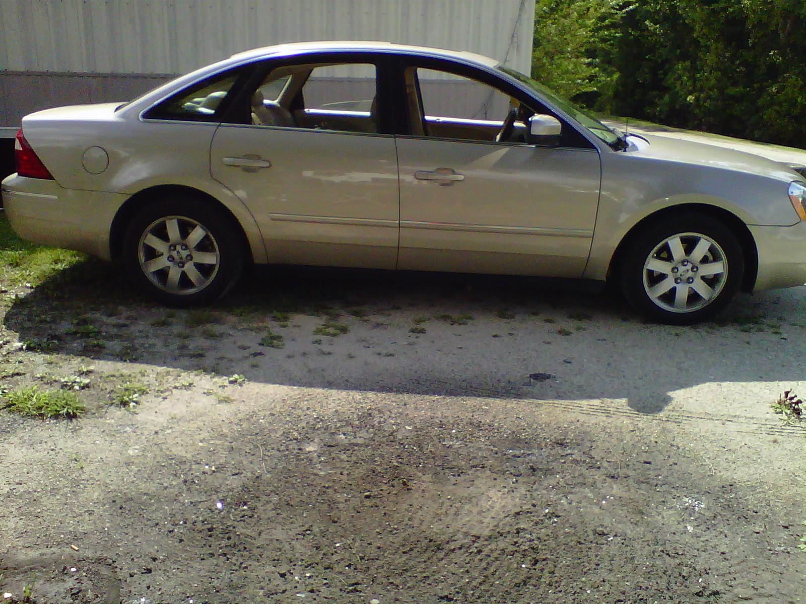 babyfivehundred 39 s 2006 ford five hundred sel sedan 4d in da hill nc. Cars Review. Best American Auto & Cars Review