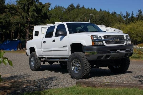 rcbro 2004 chevrolet silverado 2500 hd crew cab specs photos modification info at cardomain. Black Bedroom Furniture Sets. Home Design Ideas