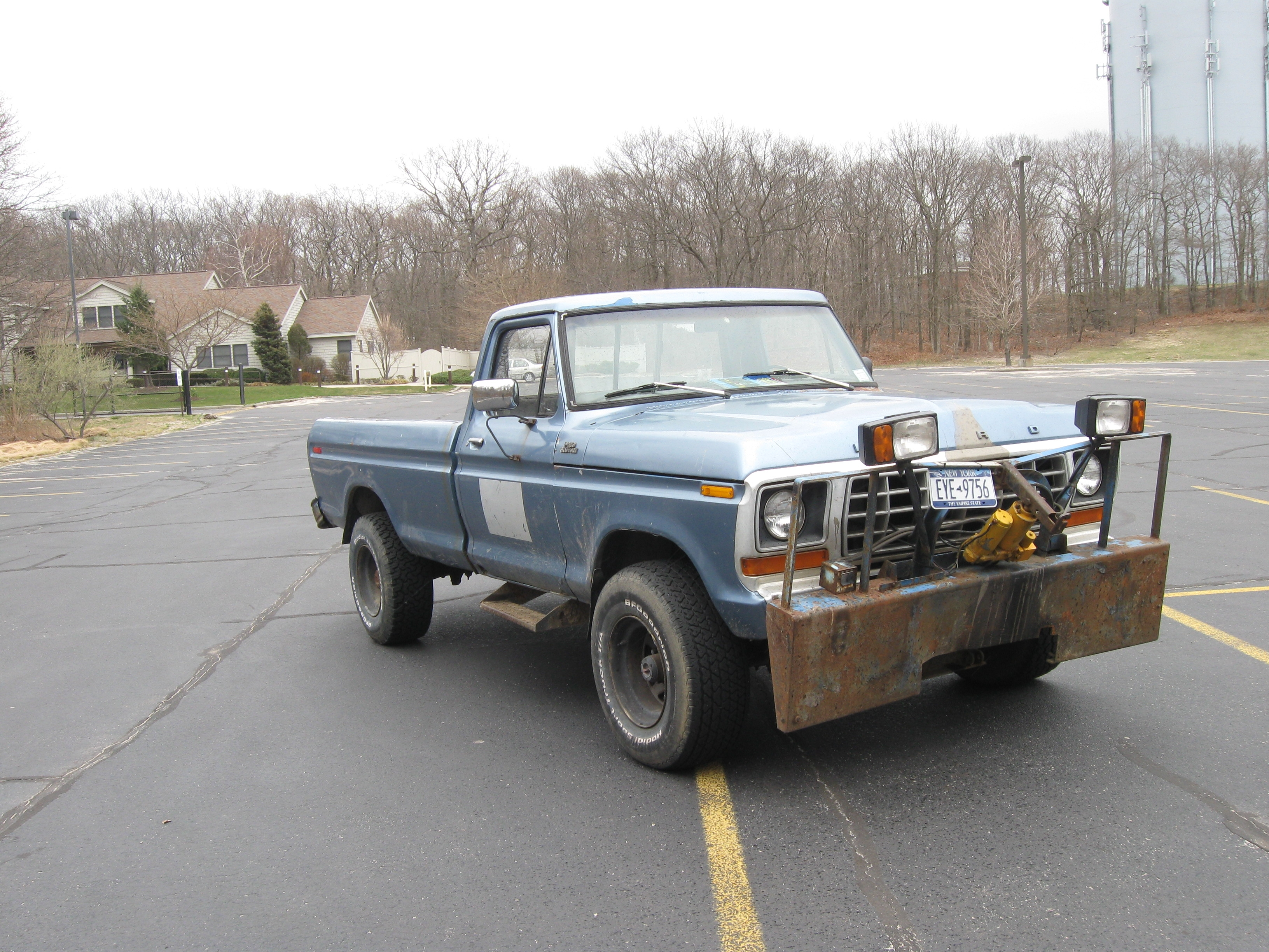 Chevelle72Kid 1978 Ford F250 Crew Cab 14637682