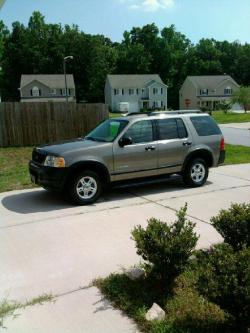anewdre 2005 Ford Explorer