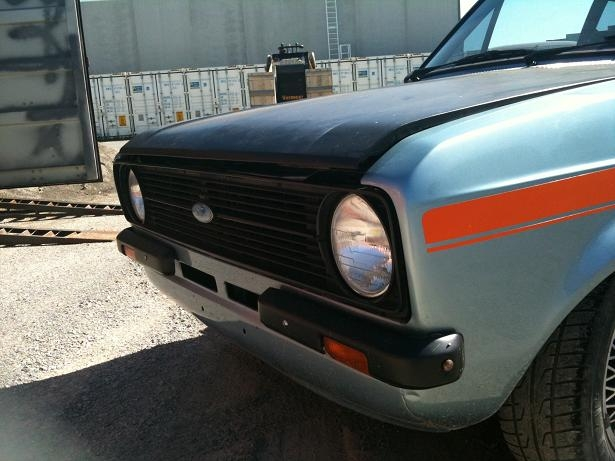 Another whooligan 1980 Ford Escort post... - 14638028