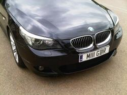 G8OOSs 2007 BMW 5 Series