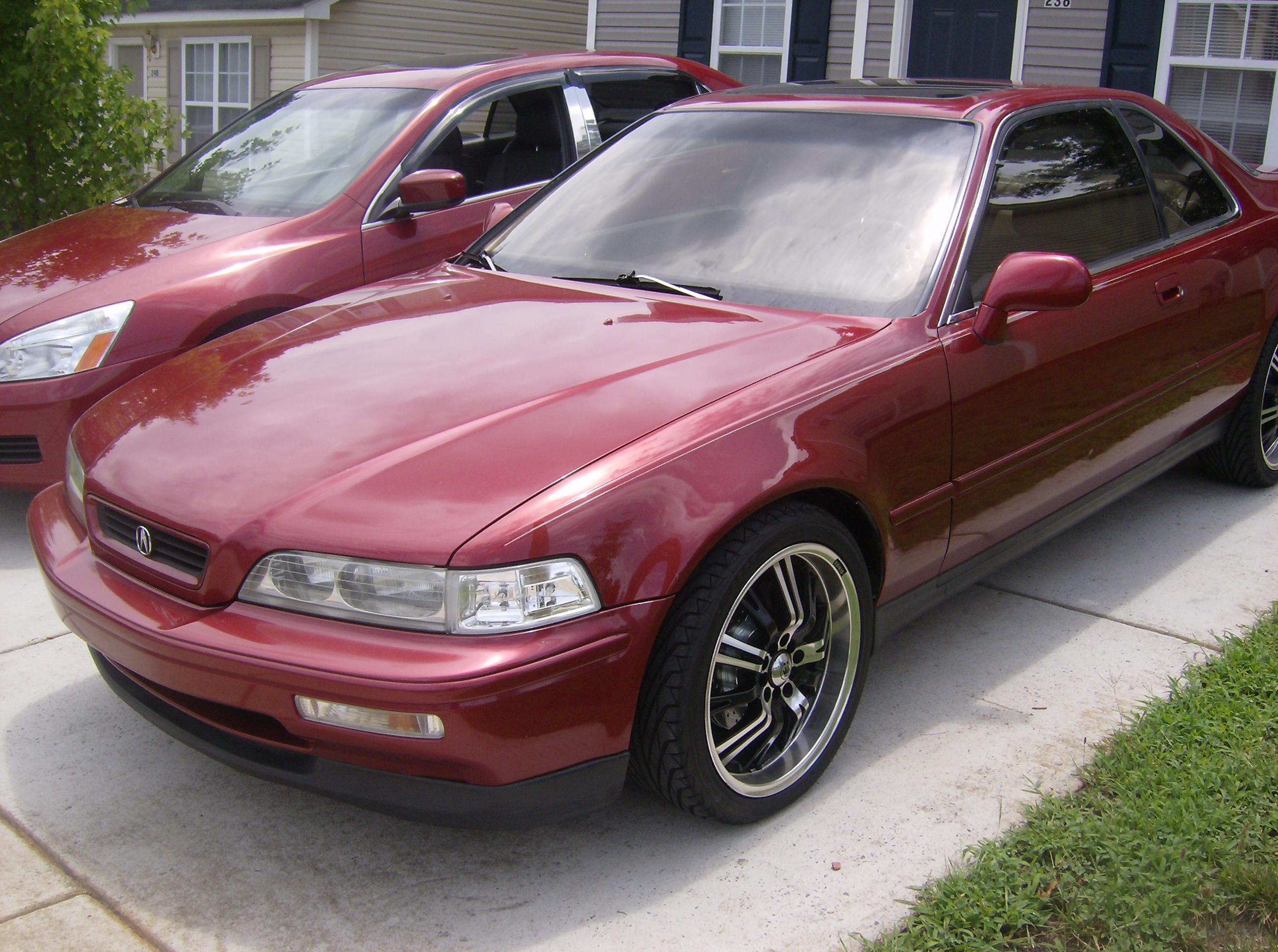 ewright 39 s 1991 acura legend ls coupe 2d in charlotte nc. Black Bedroom Furniture Sets. Home Design Ideas