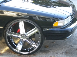 h2dros 1996 Chevrolet Impala