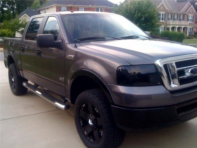 L1FTEDF150's 2008 Ford F150 SuperCrew Cab