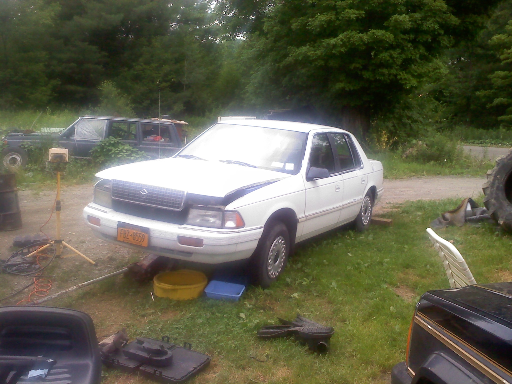 Another jmullen 1991 Plymouth Acclaim post... - 14640159